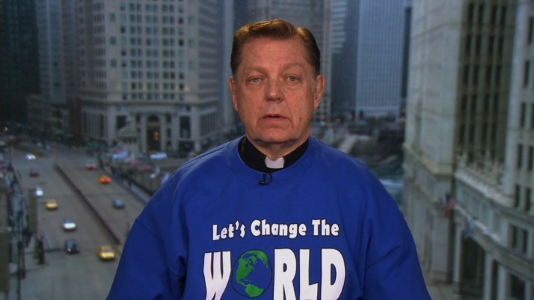 Chicago priest Michael Pfleger on sex abuse allegation: I am devastated