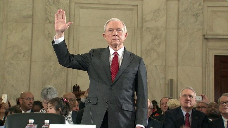 RECAP: Jeff Sessions confirmation hearing (Day 1)