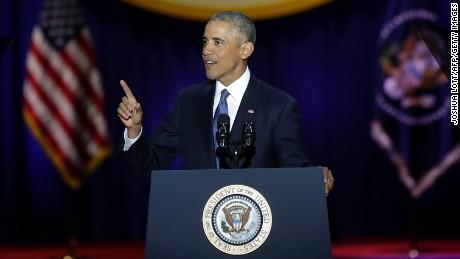 President Obama's best speech moments