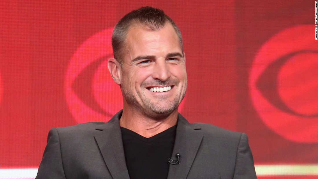"""CSI"" star George Eads turned 50 on March 1."