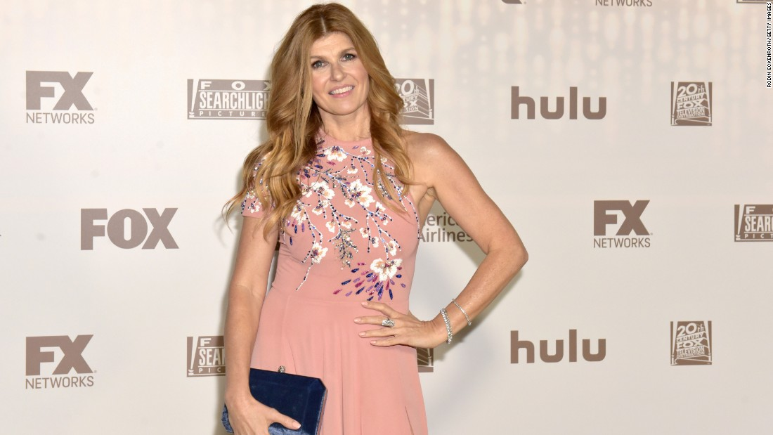 "We don't know if Connie Britton was in ""Nashville"" or not on her special day. She turned 50 on March 6."
