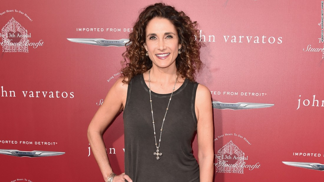 """CSI: NY"" star Melina Kanakaredes celebrated her birthday on April 23."