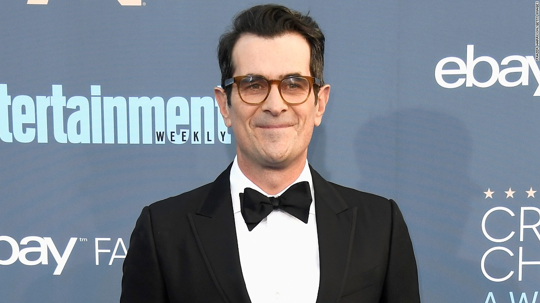 "Ty Burrell brings the funny on ""Modern Family"" and may have on August 22."