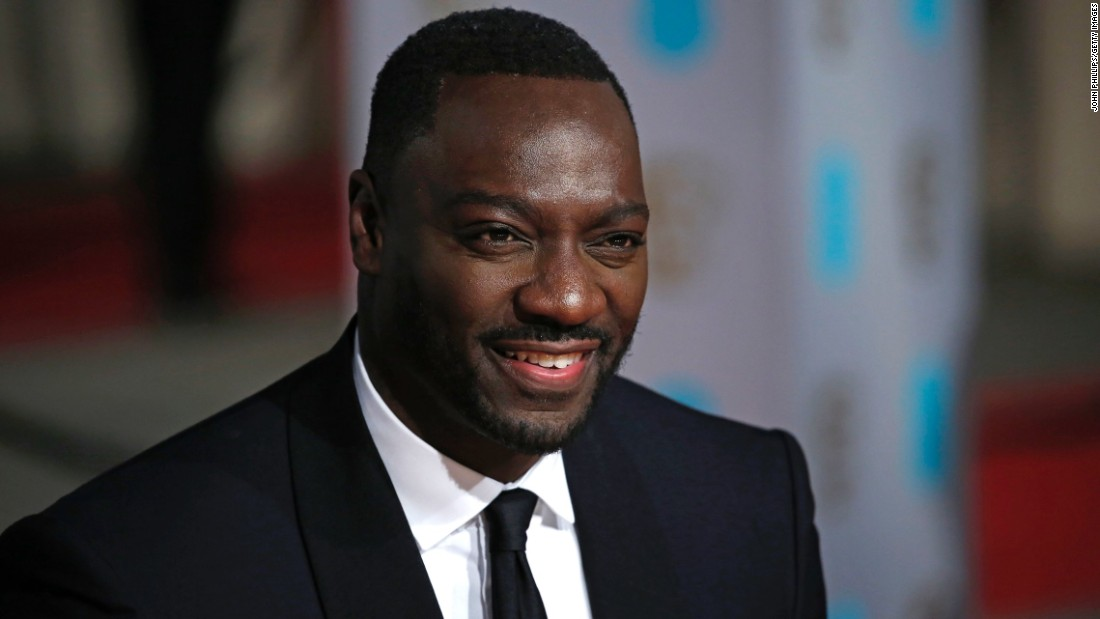 Actor Adewale Akinnuoye-Agbaje turned 50 on August 22.