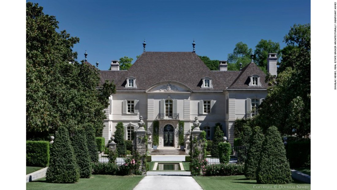 The world's most expensive house - CNN Style