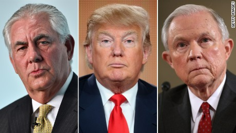 tillerson trump sessions