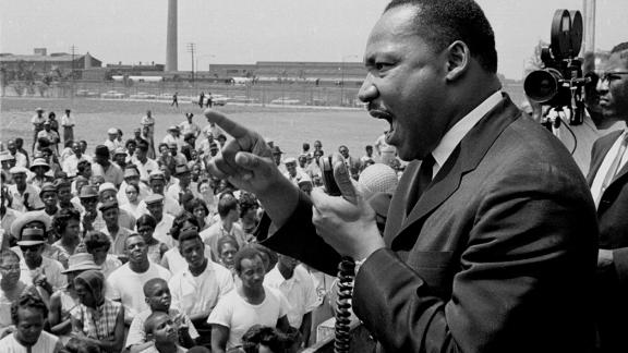 "The Rev. Martin Luther King Jr. shared a belief in ""prophetic spirituality"" and a fondness for Jackie Robinson with Howard Thurman."