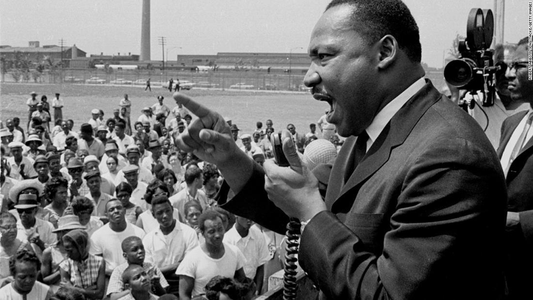 Είμαστε πραγματικά ακούγοντας τι MLK έπρεπε να πω;