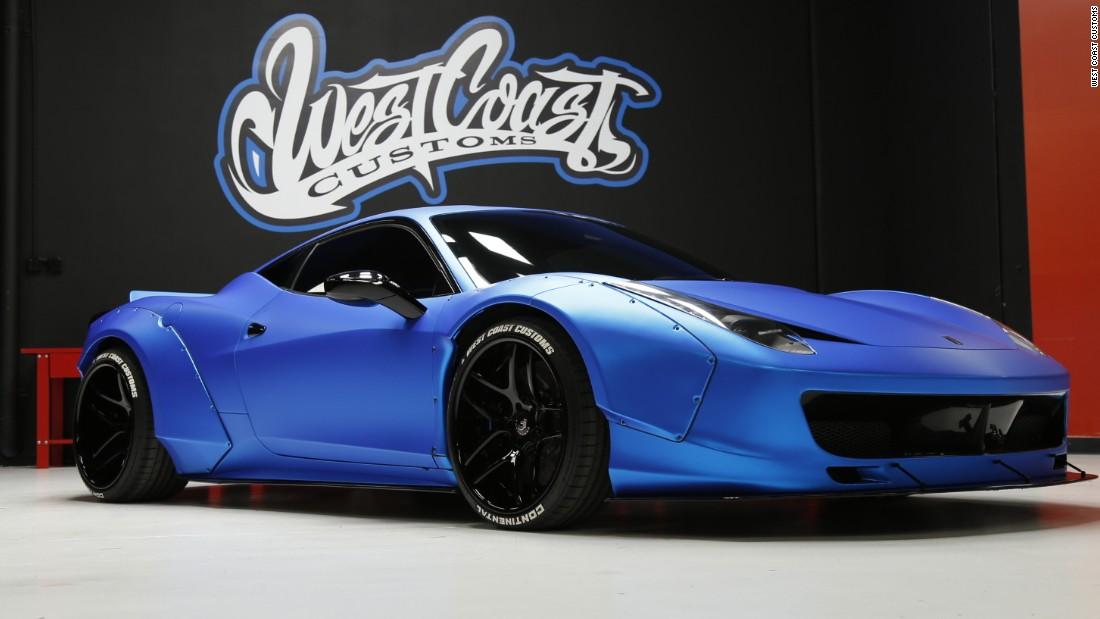 Car Designs >> Where A-listers go for outrageous car designs - CNN Video