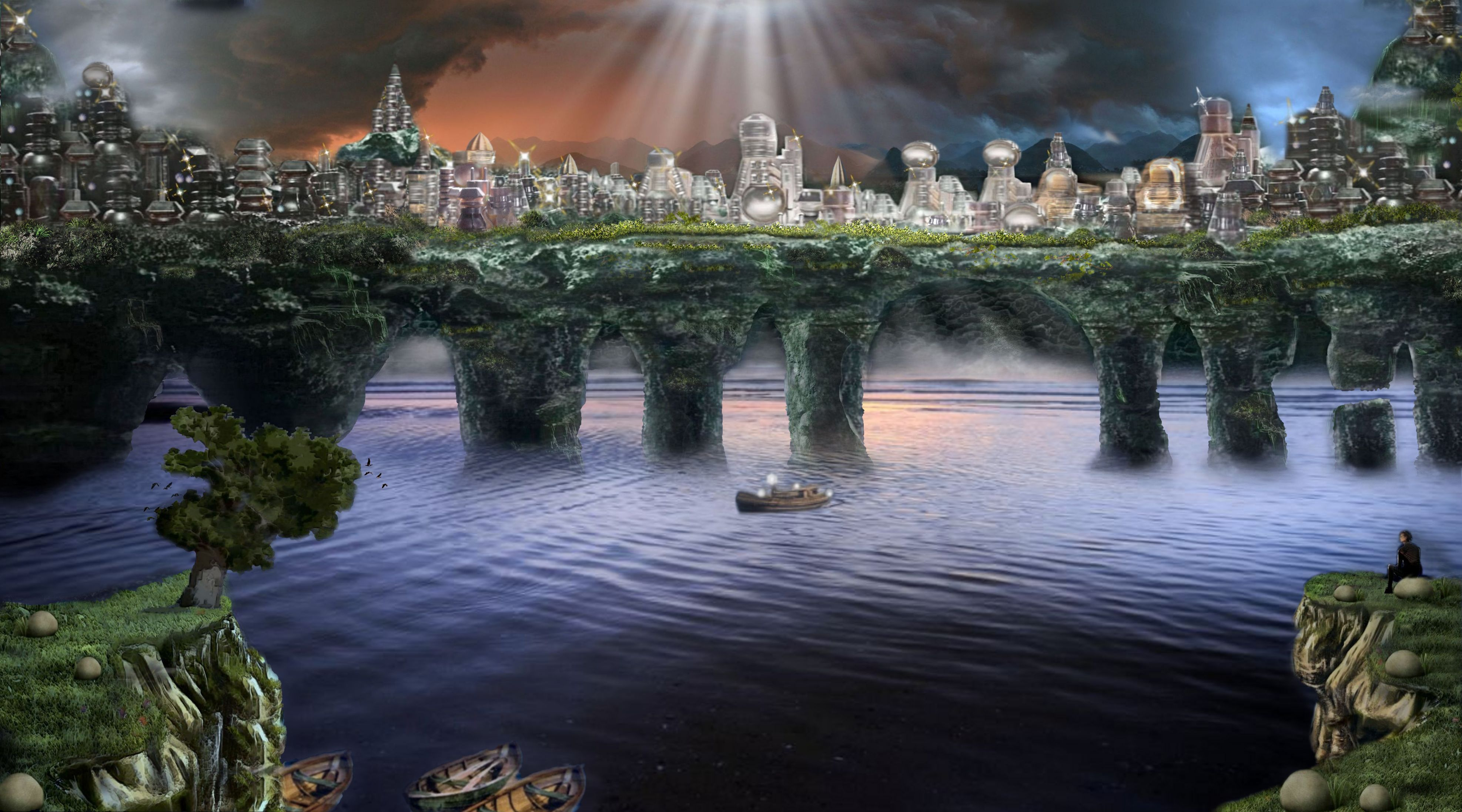 These six cities of the future re imagine life on earth cnn style reheart Gallery