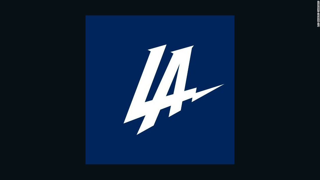 New Chargers Logo Electric Or Shockingly Bad Cnn
