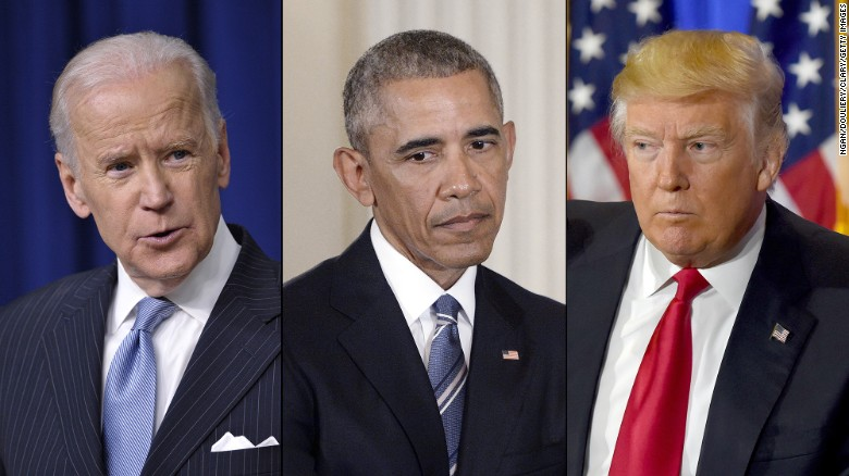 Covering Obama, then Trump, now Biden: What's changed?