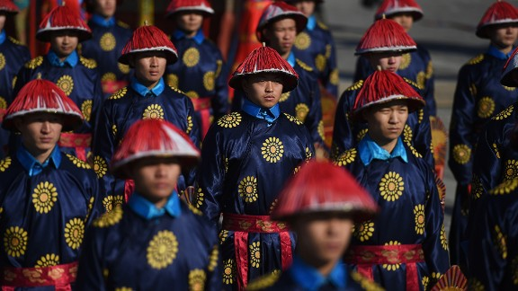 Ditan Park, Beijing: More than 100 performers will dress as Qing emperor and imperial guards to take part in a reenactment of an ancient ceremony at the Temple of the Earth in Ditan Park in Beijing during Spring Festival.