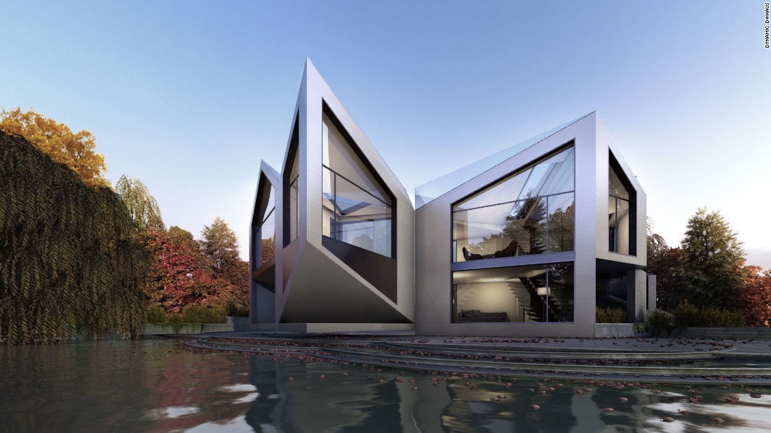 Are rotating homes the future of architecture? - CNN Style