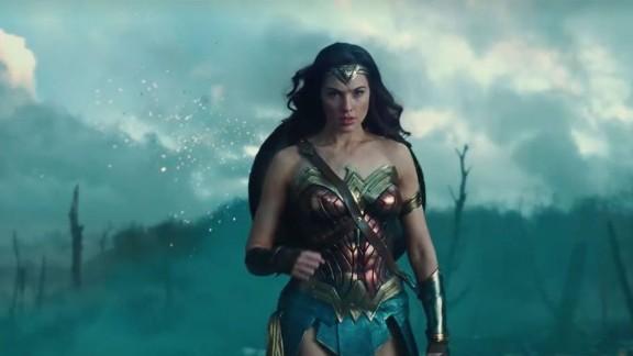 wonder women screen shot from trailer