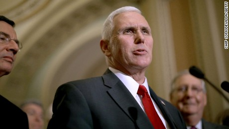Pence: Trump camp had no contact with Russia