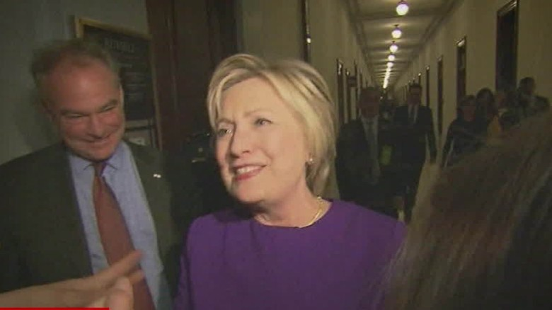 hillary clinton after the election schneider dnt tsr_00012307