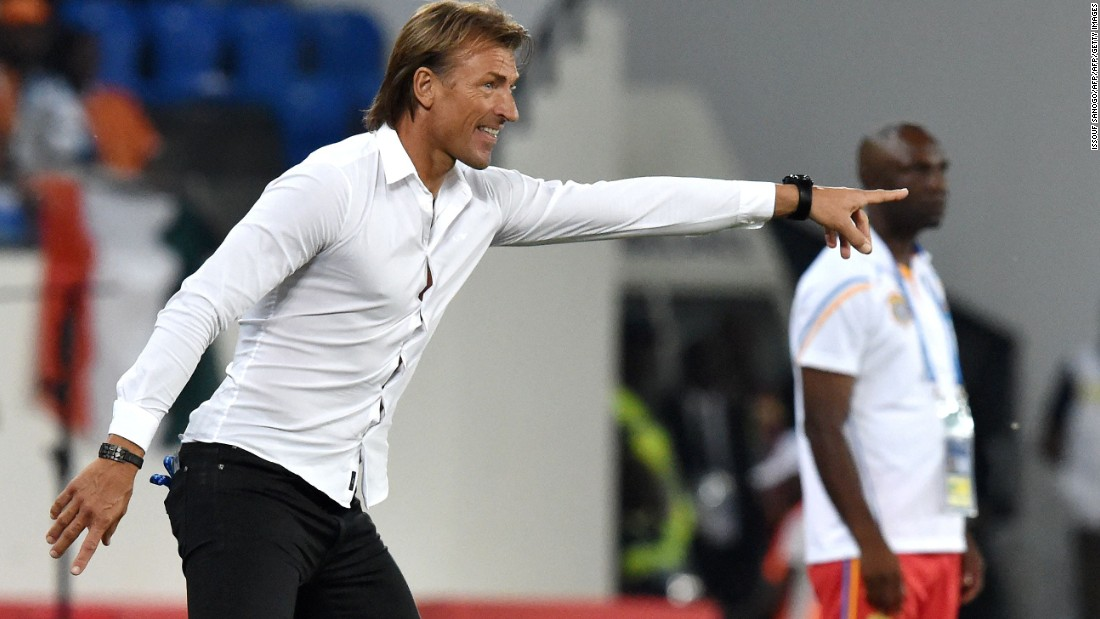 Morocco, led by French coach Herve Renard, hadn't won an AFCON title since 1976, but still set a minimum target of making the quarterfinals in the buildup to the tournament.