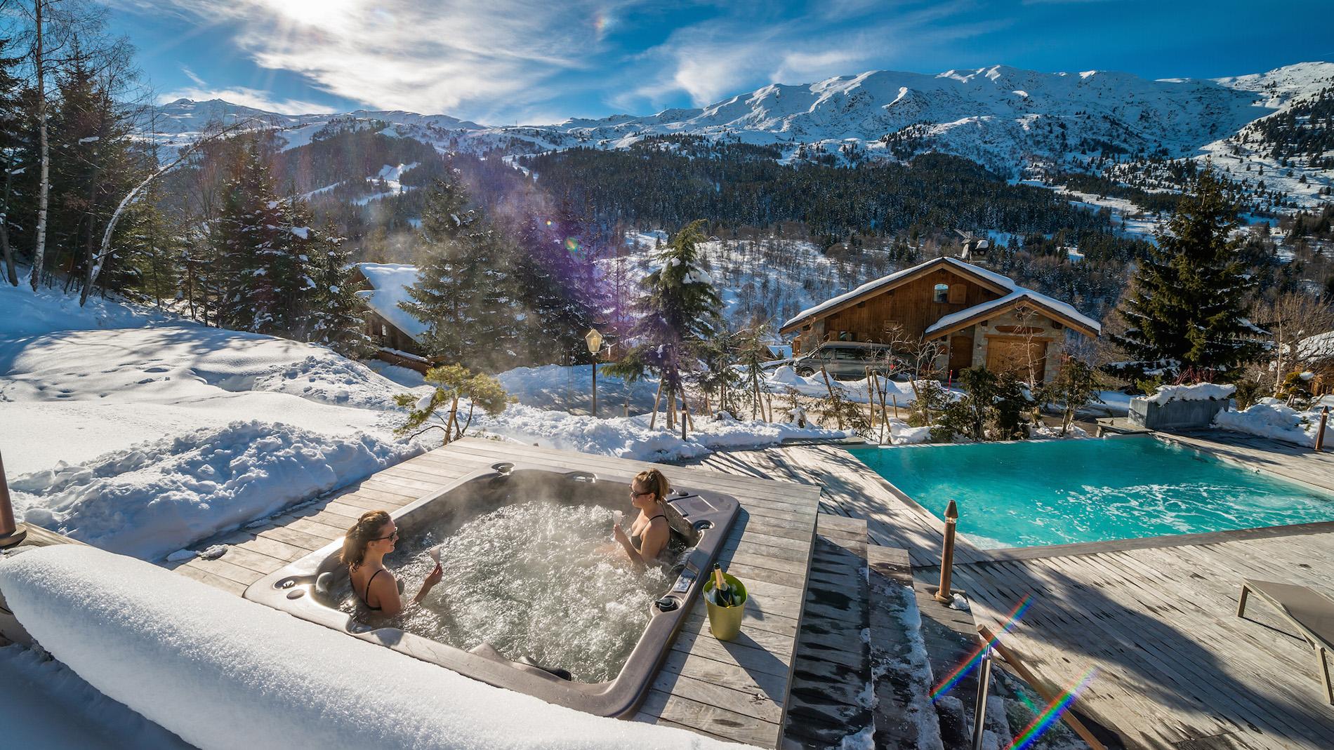 europe's 11 best luxury ski chalets | cnn travel