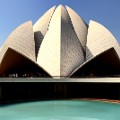 Beautiful India Lotus Temple-104557825
