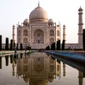 Beautiful India Taj Mahal-169582919