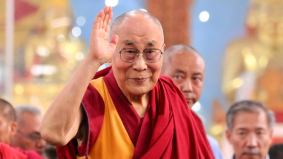The Dalai Lama presides over the Emory-Tibet symposium of Scholars and Scientists held at the Drepung Monastic University in December.