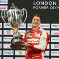 ROC Sebastian Vettel London 2012