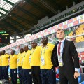 uganda coaches national anthem afcon