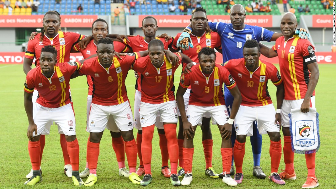 None of the current Uganda squad was even born when the country last competed in an AFCON, a tournament which culminated in a 2-0 defeat in the final against Tuesday's opponents Ghana.