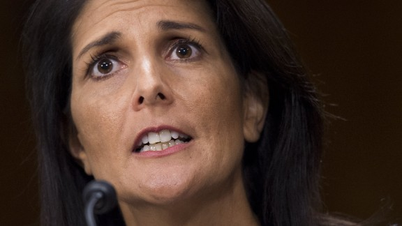 "During her confirmation hearing, Haley rapped the UN for its treatment of Israel and indicated that she thinks the US should reconsider its contribution of 22% of the annual budget. ""The UN and its specialized agencies have had numerous successes,"" Haley said. ""However, any honest assessment also finds an institution that is often at odds with American national interests and American taxpayers. ... I will take an outsider"