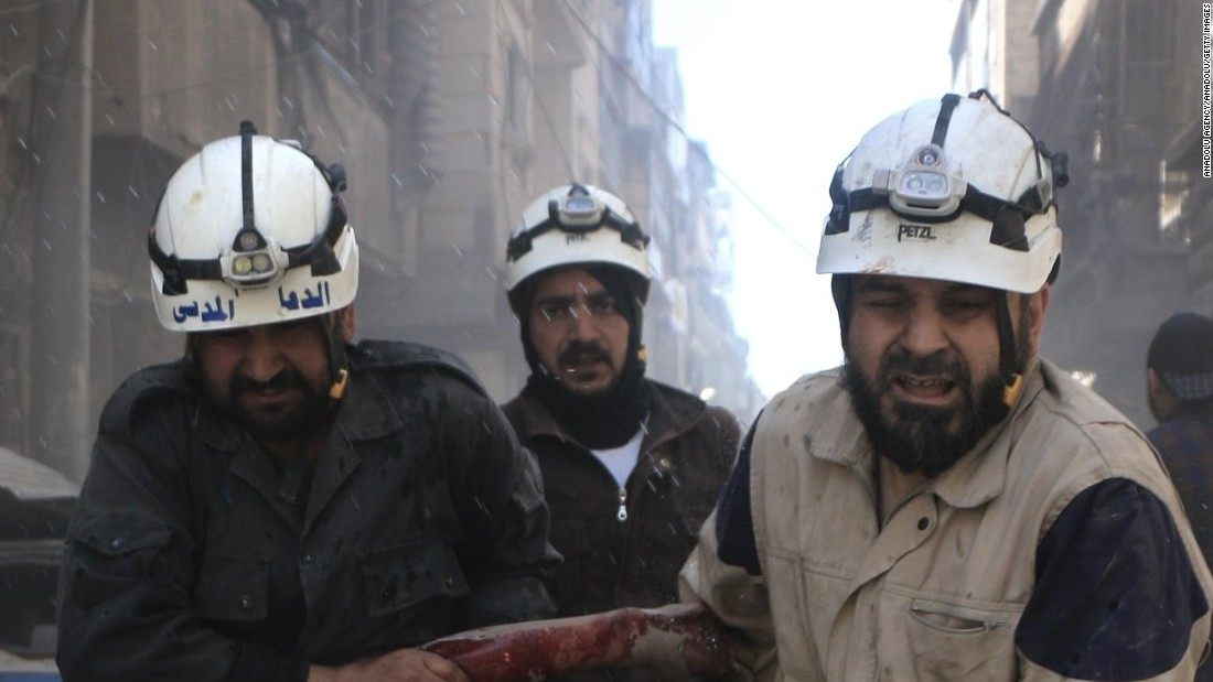The White Helmets   The most dangerous job in the world  - CNN dbe3669b8