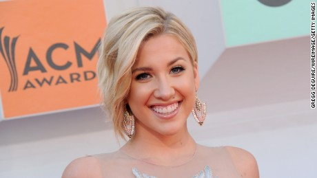 Savannah Chrisley is recovering from a car accident Monday.