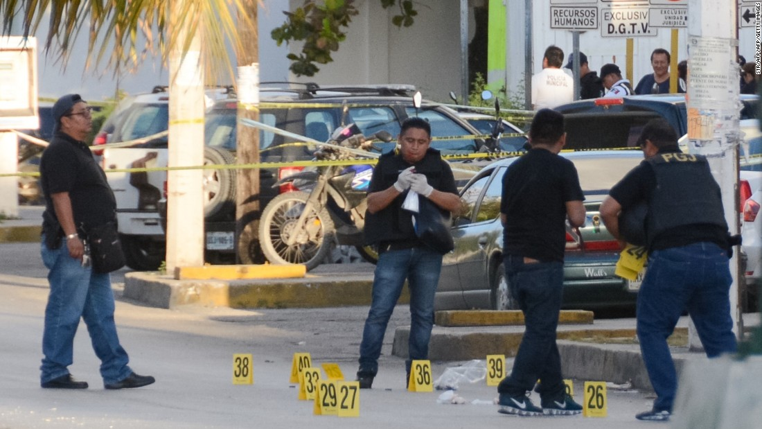 Mexico had more homicides in 2017 than previously reported