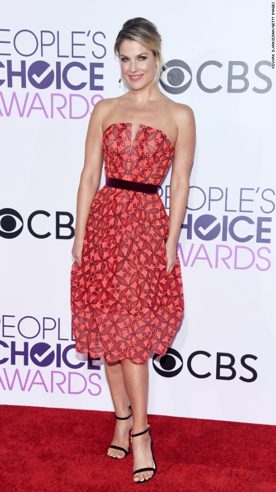 2017 People S Choice Awards Red Carpet