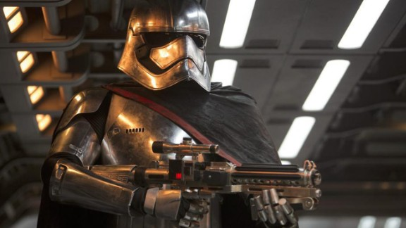 """A recent study found gun violence continues to increase in PG-13 movies. Take a look at some of the more recent films the researchers analyzed, including """"Star Wars: The Force Awakens"""" (2015)."""