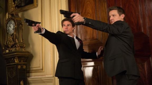 """""""Mission: Impossible - Rogue Nation"""" (2015)"""