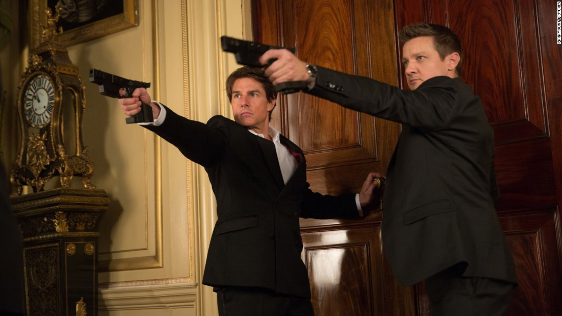 """Mission: Impossible - Rogue Nation"" (2015)"