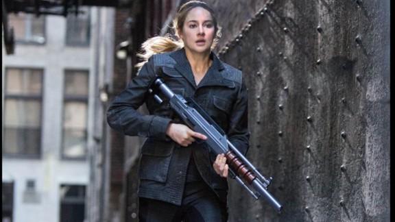 """""""Divergent"""" (2014)"""