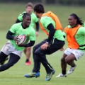 training rugby sevens