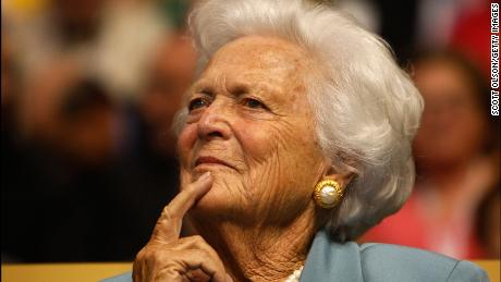 Remembering former first lady Barbara Bush