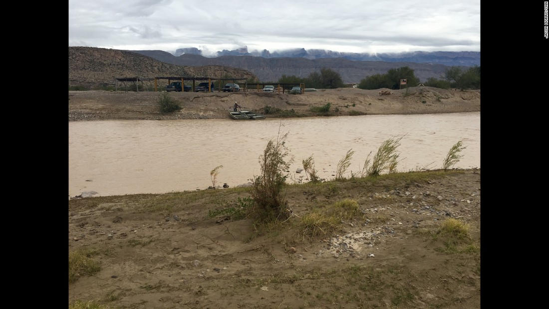 The Boquillas Crossing, a one-of-a kind port of entry where you can take a small ferry boat across the Rio Grande and into the tiny Mexican village, reopened on April 10, 2013, following federal closure for more than a decade after the September 11, 2001, attacks.