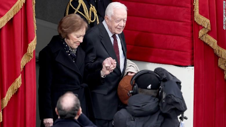 Jimmy Carter, el expresidente más longevo de la historia de EE.UU