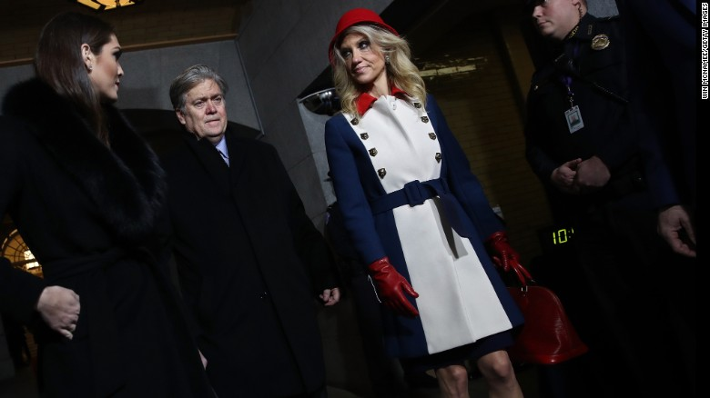 What they wore on Inauguration Day