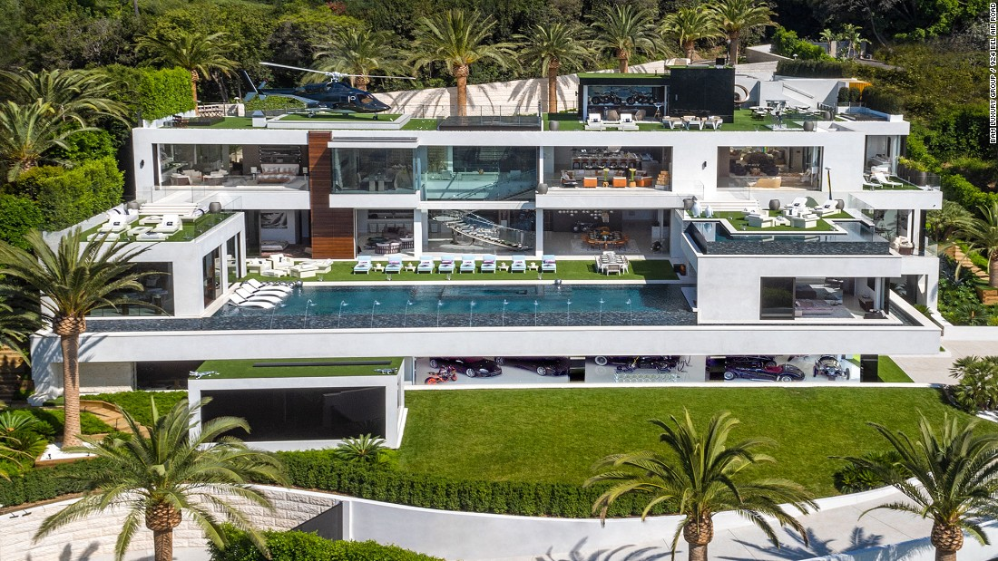 The Most Expensive House In America On Sale For 250 Million Cnn