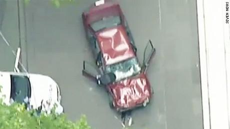 Australia: Car deliberately plows into crowd in Melbourne - CNN