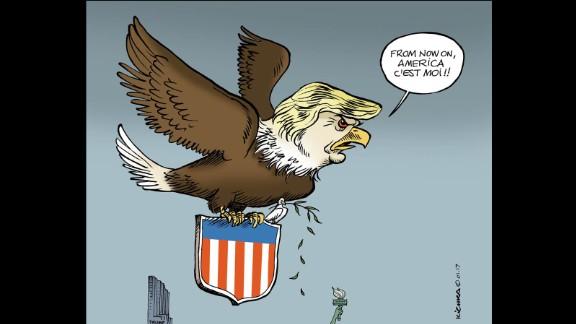 Michel Kichka is an Israeli editorial cartoonist based in Jerusalem.
