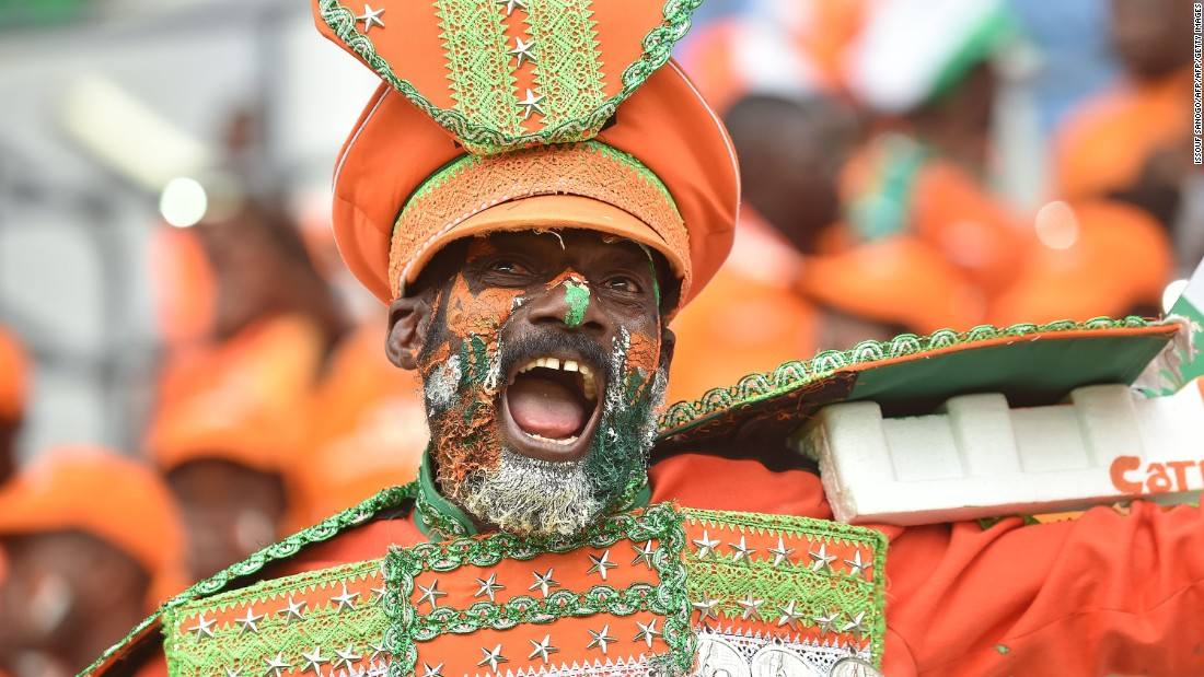 Unbeaten since February last year, Ivory Coast got one back courtesy of a thumping Wilfried Bony header.