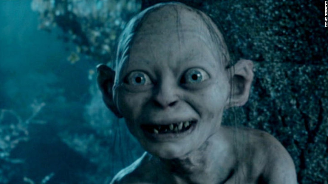 "The power of the ring created alter-ego Gollum from hobbit Smeagol, who argue between themselves in ""The Lord of the Rings: The Two Towers"" and other films in the franchise."