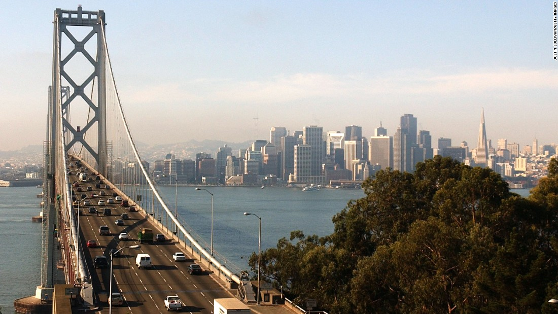 San Francisco is among the most expensive cities in the US, with a median multiple of 9.2.