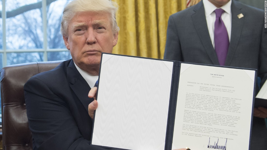 What Trump Can And Cant Do With Executive Actions Cnnpolitics